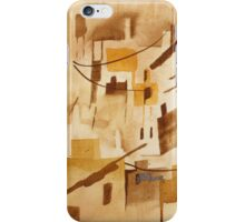 City on The Hill iPhone Case/Skin