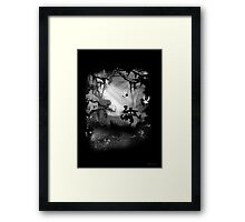 The Majora's Dark Framed Print