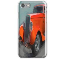 A Good Day For Cruising iPhone Case/Skin
