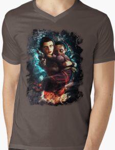 Burial at Sea (Bioshock Infinite) Mens V-Neck T-Shirt