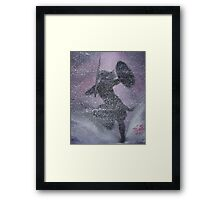 """Dance Of War""  by Carter L. Shepard Framed Print"