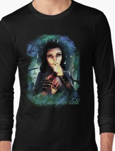 Bioshock Infinite Elizabeth Long Sleeve T-Shirt