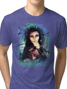 Bioshock Infinite Elizabeth Tri-blend T-Shirt