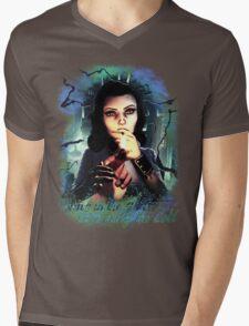 Bioshock Infinite Elizabeth Mens V-Neck T-Shirt
