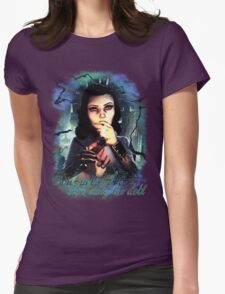 Bioshock Infinite Elizabeth Womens Fitted T-Shirt