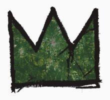"Basquiat ""King of Raleigh North Carolina"" Kids Clothes"