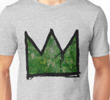 "Basquiat ""King of Raleigh North Carolina"" Unisex T-Shirt"