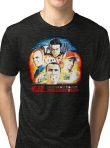 Millencolin- Pennybridge Pioneers Album Cover T-Shirt Tri-blend T-Shirt