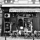 A Little Parisian Cafe by Lisa Williams
