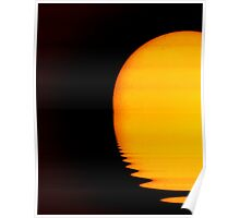 Sunset Rise Poster