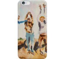 All Together Now... iPhone Case/Skin