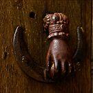 Knock knock by Antonia  Valentine