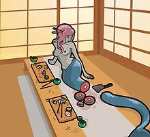 Sushi Me by Sarah Miller
