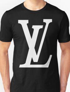 LOUIS VUITTON BLACK LOGO RBB05 T-Shirt