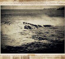 the seaside ~ a nostalgic study I by Adriana Glackin