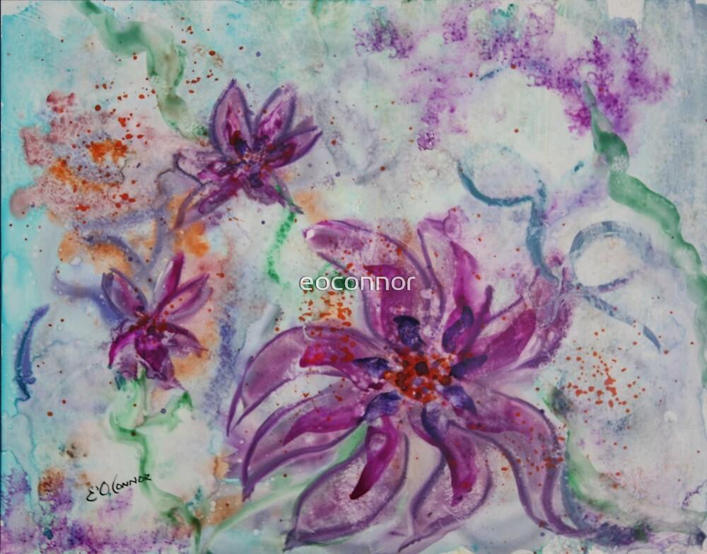 FLOWER DREAMS  by eoconnor