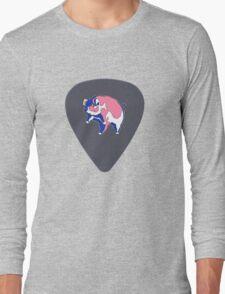Pink Floyd Guitar Pick Long Sleeve T-Shirt