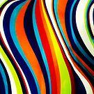 Stripe T-shirt by Valeria Lee