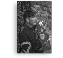 The Sergeant Major Metal Print