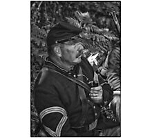 The Sergeant Major Photographic Print