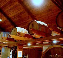 Vineyard Barrels  ^ by ctheworld