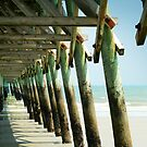 Under The Boardwalk by Christopher Herrfurth