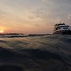 """""""Queen Scuba"""" our watery home by DavoSp8"""