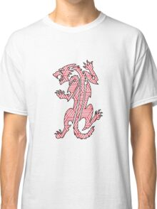 Tiger Strikes Red  Classic T-Shirt