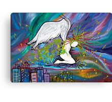 Fallen Angel - 2012 Canvas Print