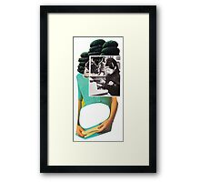 What a Girl Wants, What a Girl Needs  Framed Print