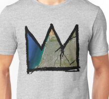 "Basquiat ""King of Tel Aviv-Yafo Israel"" Unisex T-Shirt"