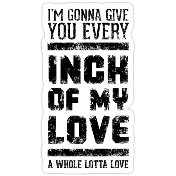 Every inch of my love (Grunge ver.) by MalvadoPhD