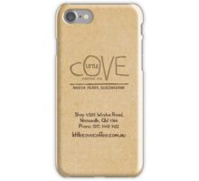 Little Cove Coffee Co iPhone Case/Skin
