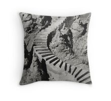 SANDCASTLE #103 Throw Pillow