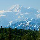 Denali, The High One, Mt McKinley,  Alaska, 2012. by johnrf