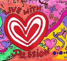 Live With Passion by mayautilio