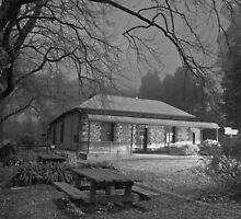 Kuitpo Forest Information Centre by pablosvista2
