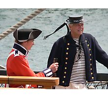 Marine and Sailor Photographic Print