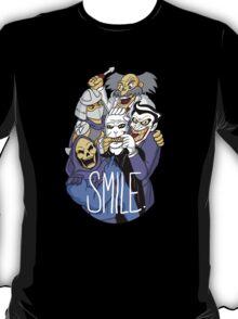 Dastardly Smirks T-Shirt