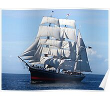 Star of India Under Sail. Poster