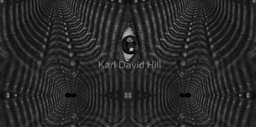 Introspection Psychonautics 001 by Karl David Hill