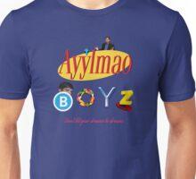 Ayy LMAO Boyz - Official Crew Shirt - Extra Meme Edition Unisex T-Shirt
