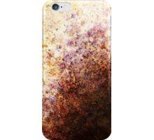 Rust sun rising iPhone Case/Skin