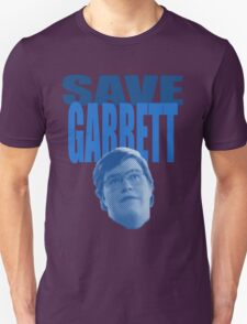 Save Garrett Unisex T-Shirt