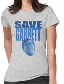 Save Garrett Womens Fitted T-Shirt