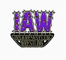 IAW (Insane Asylum Wrestling) Company Logo Unisex T-Shirt