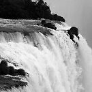 Breathtaking falls by Maggie Hegarty