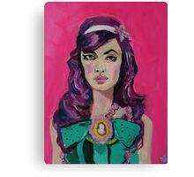 sweet like barbie Canvas Print