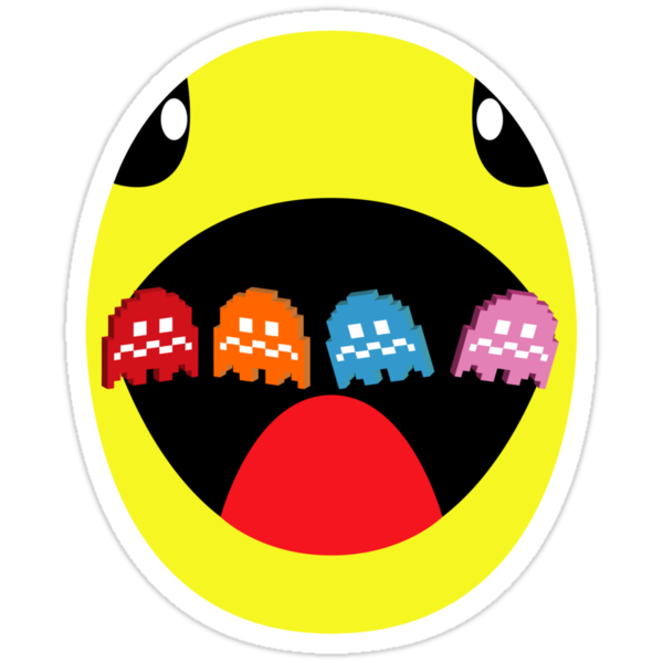 Hungry Hungry Pacman by techwiz