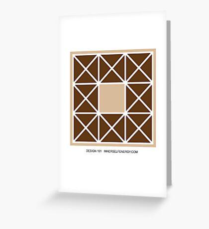 Design 101 Greeting Card